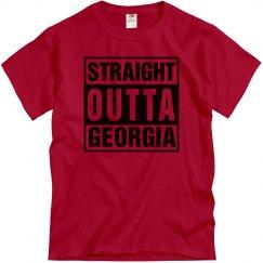 Straight Outta Georgia T-Shirt
