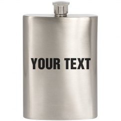 Your Text Flask