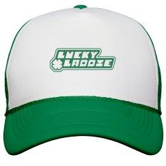 Lucky Laddie St Patricks Day Hat