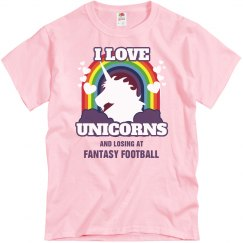 Fantasy Football Unicorn Loser