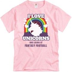 Fantasy Football Unicorn Loser