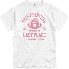 Fantasy Loser Princess Punishment