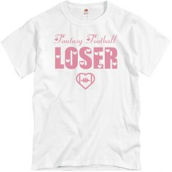 Fantasy Football Loser Hearts