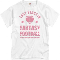 Fantasy Football Last Place Pink