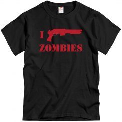 I Shoot Zombies
