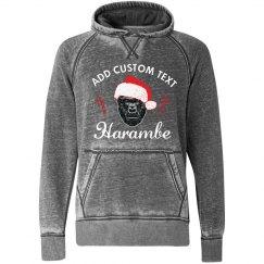 Custom Harambe Hoodie