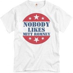 Nobody Likes Romney