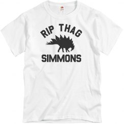 RIP Thag Simmons