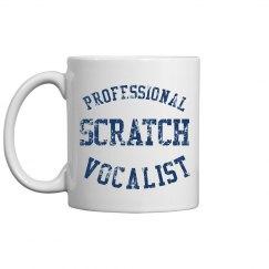 PROFESSIONAL SCRATCH VOCALIST (M)
