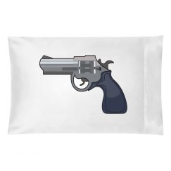 Gun Pillowcase