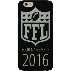 Custom Fantasy Football Case