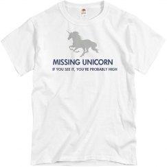 Missing Unicorn