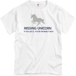 Missing Unicorn
