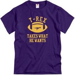 T-Rex Purple