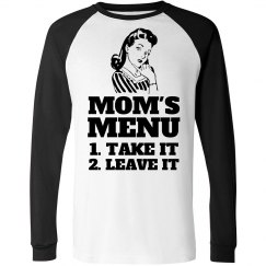 Mom's Menu Items