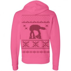 Ugly Christmas Zip Hoodies