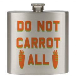 Anti-Easter Funny Flask Pun