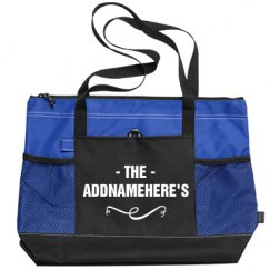 The Addnamehere's Family Bag