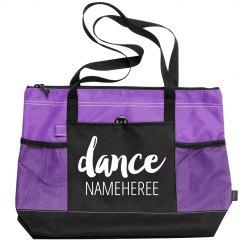 Ballet Dance Bag Nameheree