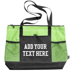 Custom Your Text Here Bag