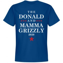 The Donald and Mama Grizzly