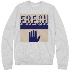 Vintage 80s Fresh sweatshirt