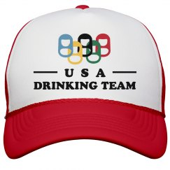 USA Drinking Team Cap