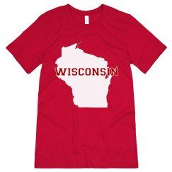 Wisconsin Silhouette