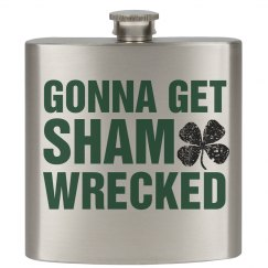 St. Paddy's Sham-wrecked