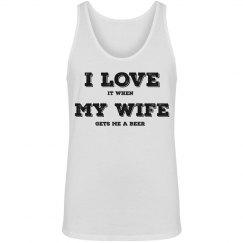 Funny I Love My Wife