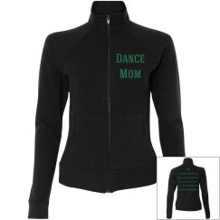 Dance Mom zip up hoodie