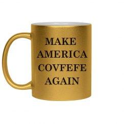 Funny Make America Covfefe Again