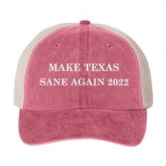 Make America Sane Again 2020
