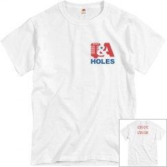 Q&A Holes NO PC NO BS
