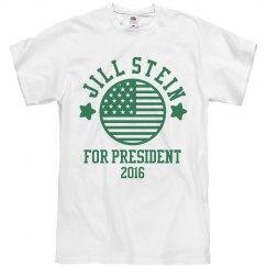 Jill Stein Will Be President