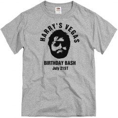 Birthday Bash in Vegas