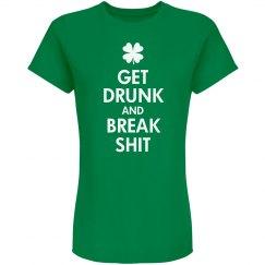 St. Patrick's Day Keep Calm
