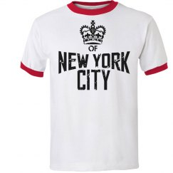 King of New York City Tee