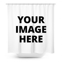 Create A Custom Shower Curtain