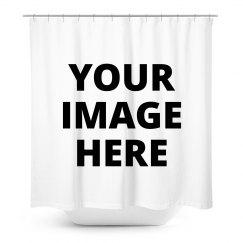 Create A Custom Shower Curtain