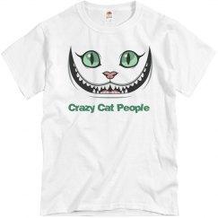 Crazy Cat People