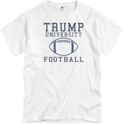 The Trump University Football