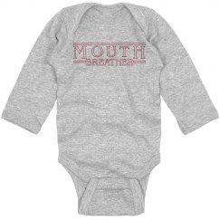 Mouth Breather Onesie