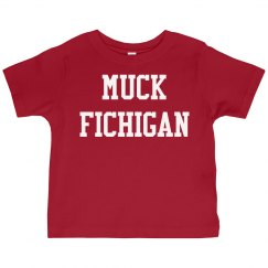 Muck Fichigan Lil Football Fan