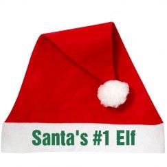 Santa's #1 Elf