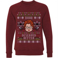 I Miss Barb Ugly Sweater