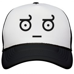 Serious Face Trucker Hat