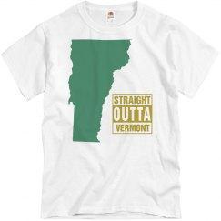 Straight Outta Vermont T-Shirt