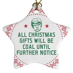 All Trump Christmas Gifts Will Be Coal