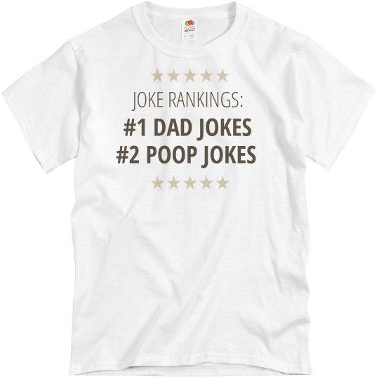 1 Dad Jokes 2 Poop Jokes